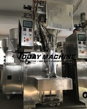 liquid shampoo small pouch bag vertical packing machine/ Free-flowing product /Sticky-liquid