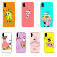 We're Best Friend For Apple iPhone 4 4S 5 5C 5S SE 6 6S 7 8 11 Plus Pro X XS Max XR Luxury TPU Rubber Phone Case(China)