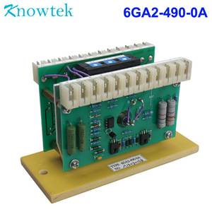 Image 4 - AVR 6GA24900A Circuit Diagram 6GA2 490 0A 6GA2 490 0A for 1FC5 1FC4 Series Generator Alternator