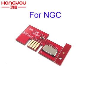 Image 1 - ل NGC لعبة مكعب SD2SP2 sd740 SDL مايكرو SD بطاقة TF قارئ بطاقات