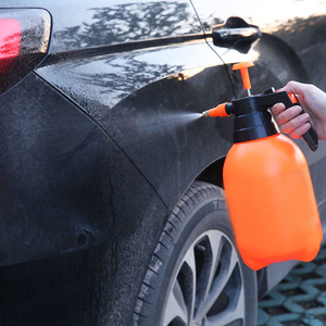 Image 3 - AOZBZ botella de pulverizador de presión para lavado de coche, rociador de bomba de mantenimiento de lavado automático, botella presurizada resistente a la corrosión