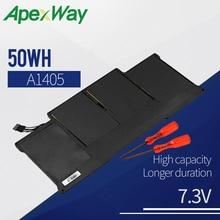 50WH laptop battery for Apple Macbook Air A1369 2011,13 A1466 2012,A1405, MC503,  MC504 [special price] for macbook air 13 a1369 2011 laptop battery a1405 mc503 mc504 a1466 battery