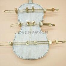 3 шт. латунные скрипки для ремонта средней трещинки зажимы, скрипки lutier инструменты