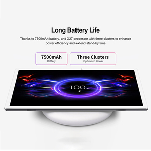 Image 3 - 10.1 pouces tablettes Teclast M30 4G Phablet 2560x1600 Android 8.0 4GB RAM 128GB ROM MT6797 X27 Deca Core 7500mAh GPS double Wifi