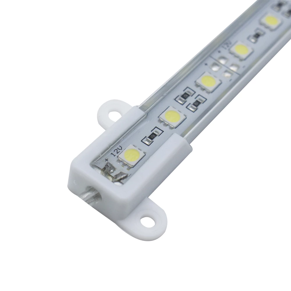 0.5meter 850nm/940nm IR Infrared <font><b>LED</b></font> Linear Rigid Strip 12VDC Waterproof IP65 SMD5050 30LEDs 7.2W per piece image