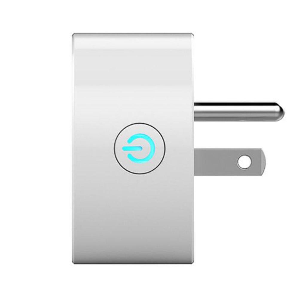 W30 Portable Size Wifi Smart Socket Remote PC Fire-proof Material Control Wireless Plug