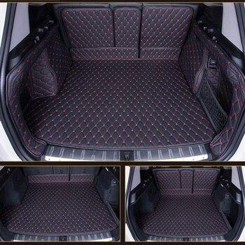 Esteras para maletero de coche para Mercedes Benz G350 G500 G55 G63 AMG W164 W166 M ML GLE X164 X166 GL GLS 320 350 400 420 450 500 550 alfombra