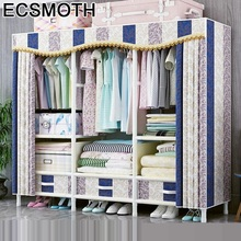 Per La Casa Garderobe Armoire Rangement For Armario Tela Dresser Cabinet Closet Mueble De Dormitorio Bedroom