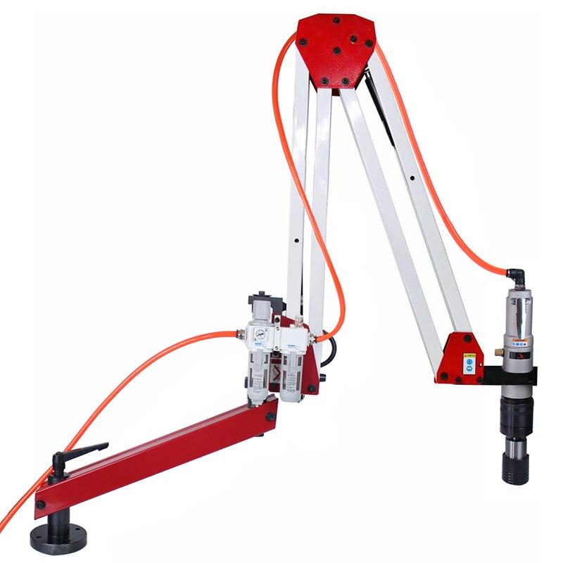 AT 024 L M5 M24 التلقائي آلة التنصت الهوائي الهواء Tapper أداة مع العمل Reach 1900 مللي متر-في أدوات هوائية من أدوات على title=