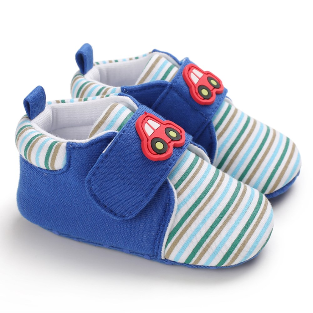 0-18M Tollder Soft Sole Crib Shoes Sneakers Infant Baby Boy Girl Shoes Prewalker