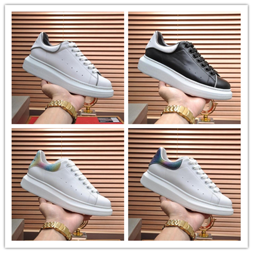 Top designer men women flat shoes causual shoes sport shoes good quality running shoe true leather sneakers size 36-45