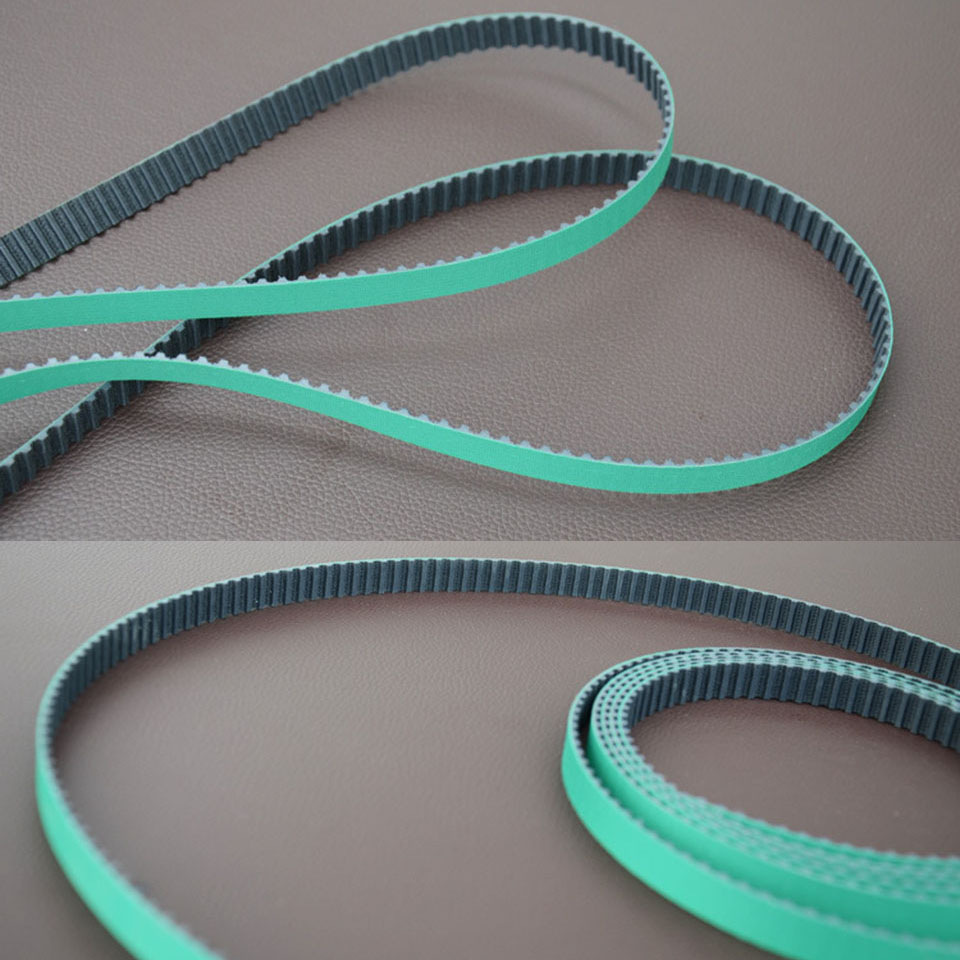 High Quality Smart Home Rubber Belt For Dooya Electronic Curtain Track Rails Pole Dooya Curtain Accessories 10.5MM Width