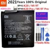 100% Original Replacement Battery BP41 BP40 For Xiaomi Redmi K20 Pro Mi 9T Pro Mi9T Redmi K20Pro Premium Genuine Battery 4000mAh