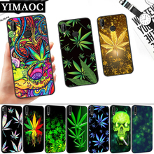 Abstractionism Art high weed Silicone Soft Case for Huawei P8 P9 P10 P20 P30 Lite Pro P Smart Z Plus