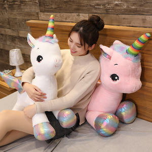 Giant Size Unicorn Plush Toy S