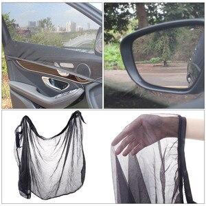 Image 4 - 2 Stuks Car Window Zonnescherm Rear Side Windows Kids Baby Uv Beschermd Cars Zon Shades Auto Achterzijde Venster zonneklep Shade Side Suv