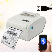 Thermal Label Printer Barcode sticker Label USB sticker receipt printer for Express with print speed 160mm/s 110mm Logistic