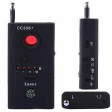 Cc308 + Портативный полный спектр круглый детектор многофункциональный