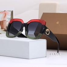 New Women Sunglasses Luxury Women Brand Designer Oversized Square