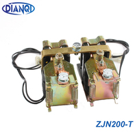 ZJN200 T 2NO+2NC style 12V 24V 36V 48V 60V 72V 200A DC Contactor for motor forklift ZJN200 2T grab wehicle car MS44 23
