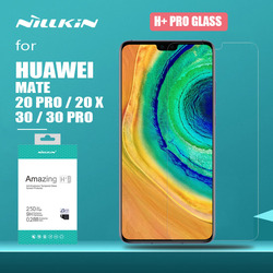 Nillkin for Huawei Mate 30 Pro 20 X Glass H+ Pro Tempered Glass Mate 20X Screen Protector for Huawei Mate 30 Pro 20 X 2.5D Glass