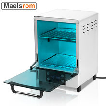 Стерилизатор УФ для маникюра дезинфекционный шкаф с ультрафиолетовым