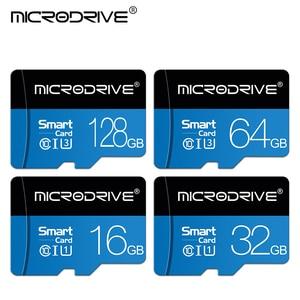 Gift adapter flash memory card 128GB tarjeta micro sd card 8G 16G 32G 64G memory stick Class 10 usb pen drive TF Card for Phone