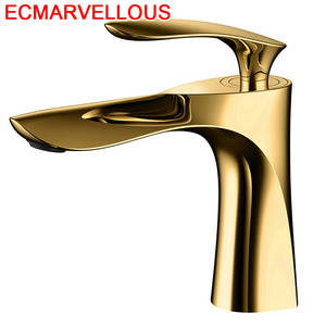 Tap Bathroom Faucet Grifo Basin Lavabo Waterfall Wall-Banheiro Black No Salle-De-Bain