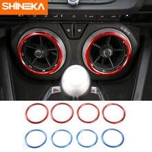 Shineka вентиляционное отверстие обшивка кольца переменного