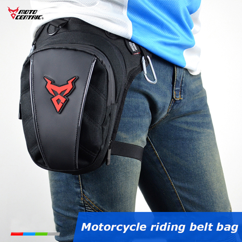 Moto Centric Motorcycle Leg Bag Waterproof Motorbike Hip Bag Thigh Men Women Motocross Waist Bag Cycling Riding Phone Key Case        АлиЭкспресс