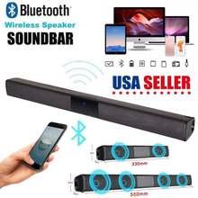 Беспроводной Саундбар с bluetooth беспроводной динамик звуковая