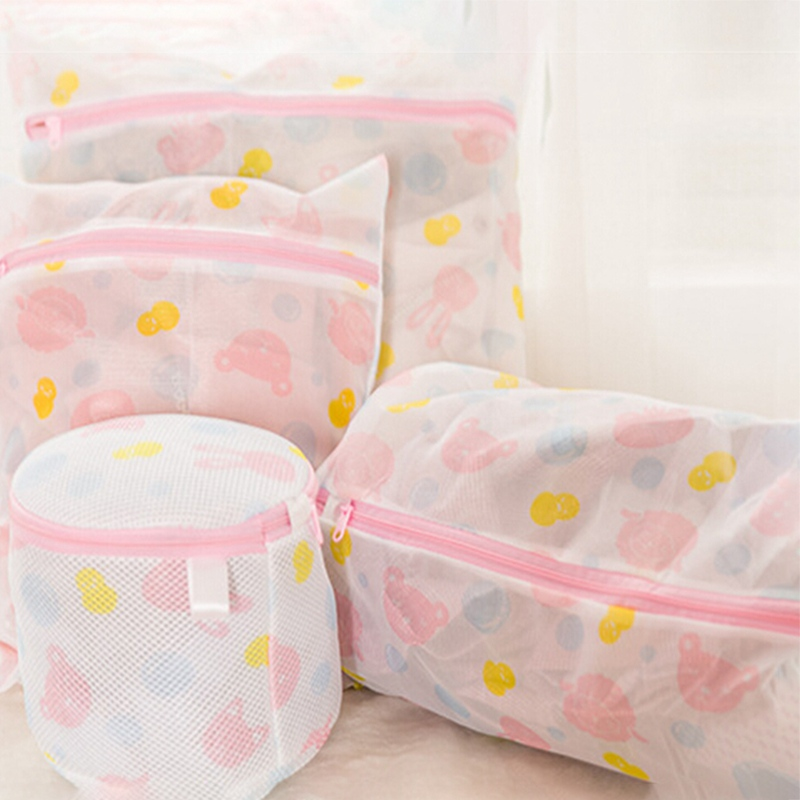 1Pcs Bra Underwear Products Laundry Bags Baskets Mesh Bag Household Cleaning Tools Accessories Laundry Wash Care Bags 3 Styles