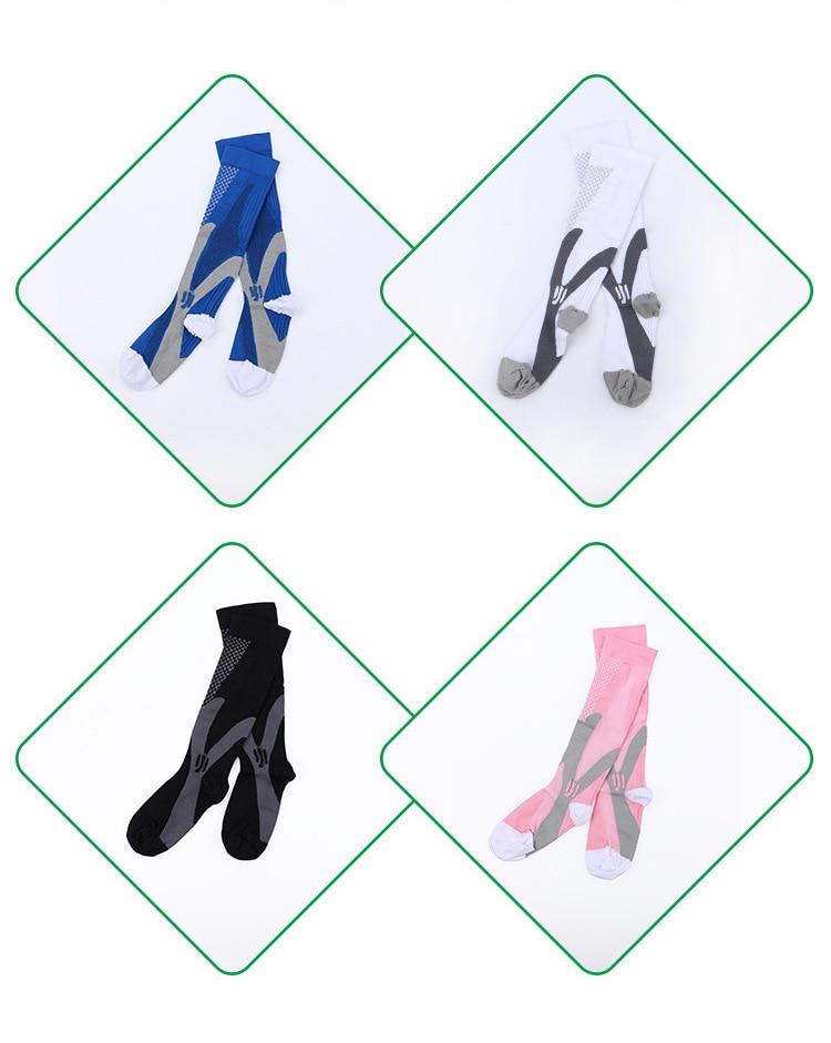 Unisex Fitness Compression Modern Socks