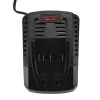 Cargador de batería Li Ion para Bosch 14 4 V 18V Bat609 Bat609G Bat618 Bat618G cargador Al1860Cv Al1814Cv Al1820Cv (UE Pl|Cargadores| |  -