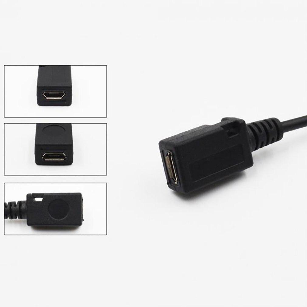 1 в 2 OTG Micro Usb Host power Y Splitter Usb адаптер для Mirco 5 Pin женский и мужской кабель прочный Micro USB OTG кабель