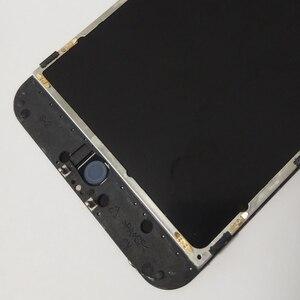 Image 2 - 5.5 」のオリジナル Lcd 魅 M1 液晶ディスプレイタッチスクリーンデジタイザ美蘭注 M463U 携帯電話アセンブリフレーム部品