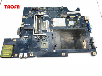 Quality 100%  laptop Motherboard For G555 LA-5972P System Board Fully Tested