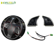 Car Steering Wheel Cruise Control Switch For Mitsubishi Outlander 3 Sport 2016 Mirage Android Player Audio Volume Button