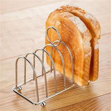 Toast Bread Rack Holder 6 Slice Holes Stainless Steel Toast Holder For Breakfast Holding Toast  Kitchen Storage Supplies teri hatcher burnt toast