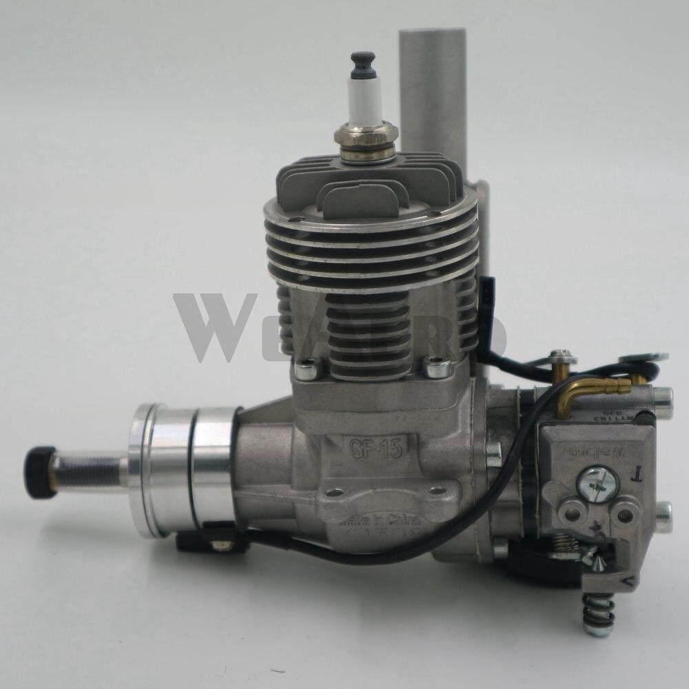 RCGF 15cc البنزين/محرك البنزين ل RC طائرة-في قطع غيار وملحقات من الألعاب والهوايات على  مجموعة 1
