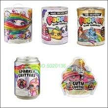 Poopsie lodo surpresa pacote de cocô gota 2 fazer unicórnio mágico cocô multicolorido lols bonecas