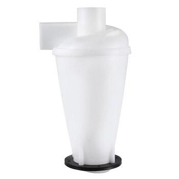 Ciclone filtro sn50t3 industrial separador de poeira carpintaria aspirador de pó filtro de separação de poeira turbo com flange