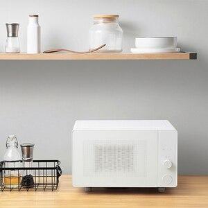 Image 4 - XIAOMI MIJIA kuchenki mikrofalowe piec do pizzy elektryczny piec kuchenka mikrofalowa do urządzenia kuchenne kuchenka powietrza Grill 20L inteligentna kontrola