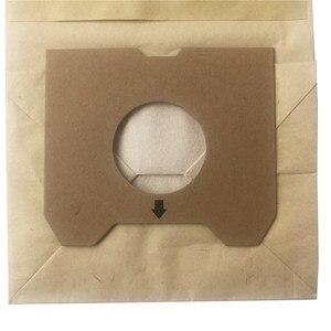 Image 4 - Cleanfairy 10pcs נייר אבק שקיות תואם עם פיליפס אתנה HR6814 6845 טריאתלון HR6835 HR1300