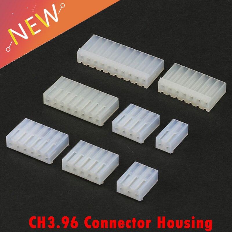 50Pcs/lot Connector CH3.96 3.96 Housing Pitch:3.96MM 0.156inch 2Y 3Y 4Y 5Y 6Y 7Y 8Y 9Y 10Y Plug