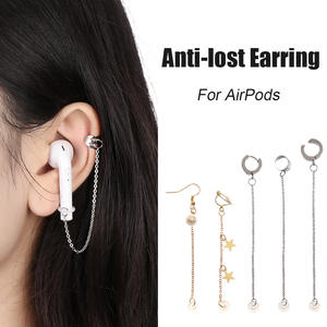 Earphone-Accessories Earring Ear-Clips Airpods Anti-Lost for 1-2-3 Prevent-Loss-Fixation