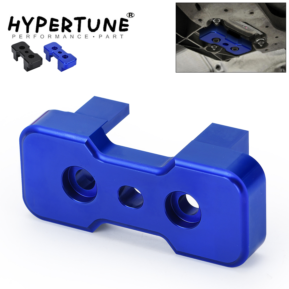 Engines /& Components Billet Aluminum Transmission Mount Insert for S-Tronic//Manual for B8 Chassis Audi Models VR-TMI01 Color: Blue