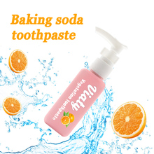 Teeth Cleaning Oral Care Baking Soda Fruit Flavor Toothpaste Vegetation Toothpaste