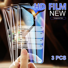 3Pcs Tempered Glass on the For Xiaomi Mi A3 9T 9 9X Redmi 7 7A Redmi Note 7 7Pro K20 Pro Screen Protector Protective Film Case(China)