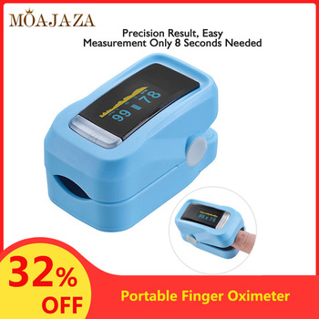 Digital Pulse Finger Oximeter OLED Display Fingertip Heart Rate Monitor Medical Pulsoximeter SpO2 PI Health Care Monitors Home 1